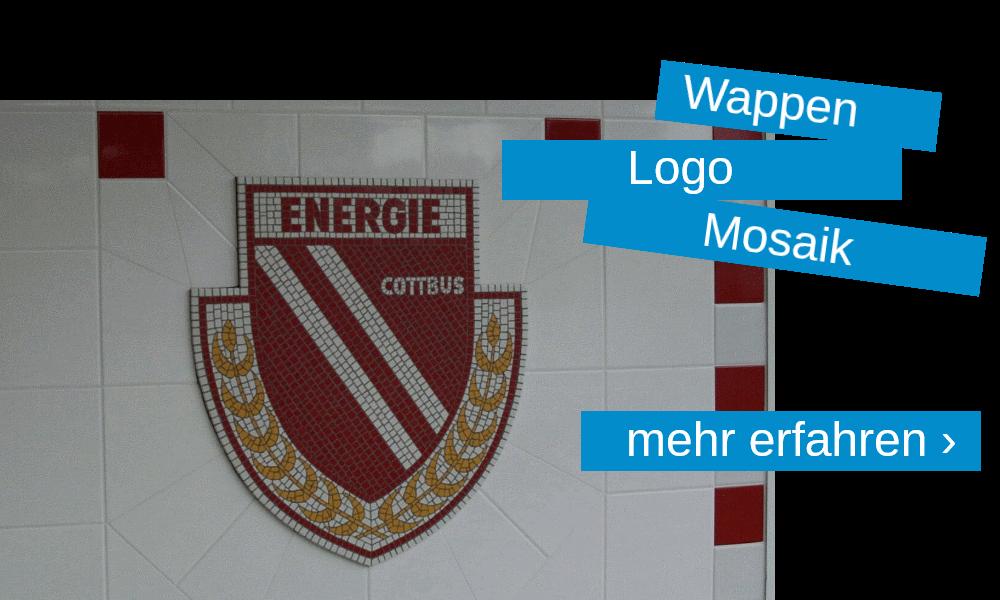 Wappen Logo Mosaik